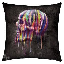 Polštář -  Dripping Skull
