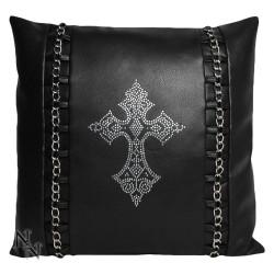 Polštář -  Diamante Cross