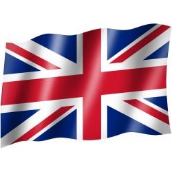 Státní vlajka - Velká Británie