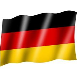 Státní vlajka - Německo