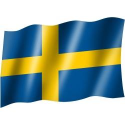 Státní vlajka - Švédsko