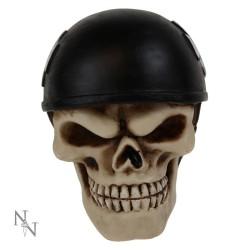 Hlavice řadící páky - Skull Racer