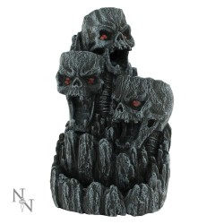 Kadidelnice - Skull Backflow