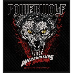 Nášivka Powerwolf - Werewolves of Armenia