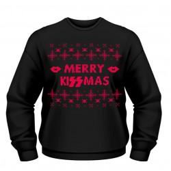 Pánská mikina Kiss - Merry Kissmas