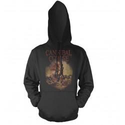 Pánská mikina Cannibal Corpse - Chainsaw