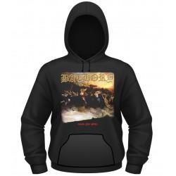 Pánská mikina Bathory - Blood Fire Death