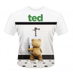 Tričko Ted - Poster