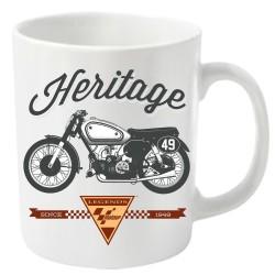 Hrnek Moto GP - Heritage
