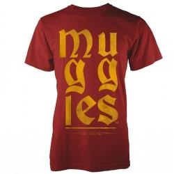 Tričko Harry Potter - Muggles