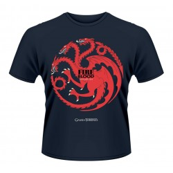 Tričko Game Of Thrones - Fire And Blood