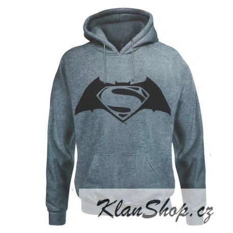 Mikina Batman vs. Superman - SuperBatman - KlanShop 9a0d2ae8869