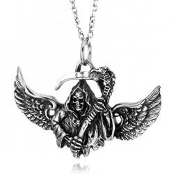Ocelový přívěsek - Reaper