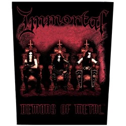 Nášivka Immortal - Demons Of Metal