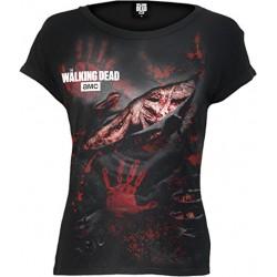 Dámské tričko Spiral Direct - Blood Hands