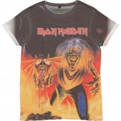 Pánské tričko Iron Maiden - Eddie