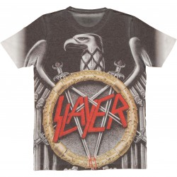 Pánské tričko Slayer - Silver Eagle