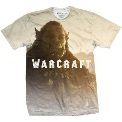 Tričko World Of Warcraft - Durotan Fade