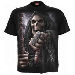 Pánské tričko Spiral Direct - Boss Reaper
