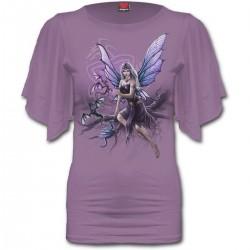 Dámské tričko Spiral - Dragon Keeper