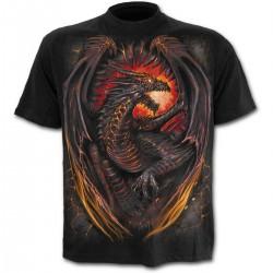 Dětské tričko Spiral Direct - Dragon Furnace