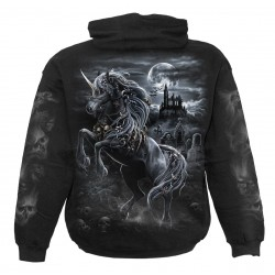 Pánská mikina Spiral Direct - Dark Unicorn