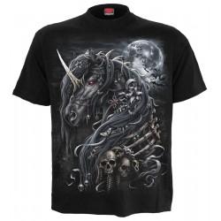 Pánské tričko Spiral Direct - Dark Unicorn