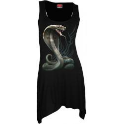 Dámské šaty Spiral Direct - Serpent Tattoo