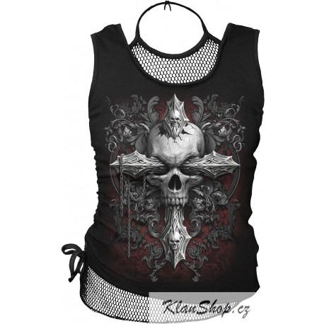Dámské tričko Spiral Direct - Cross Of Darkness