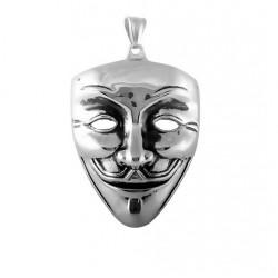 Ocelový přívěsek - Vendetta (anonymous)