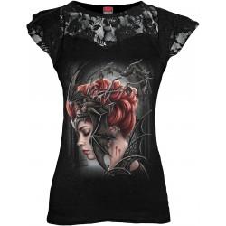 Dámské tričko Spiral Direct - Queen Of The Night