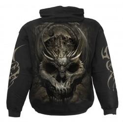 Pánská mikina Spiral Direct - Draco Skull