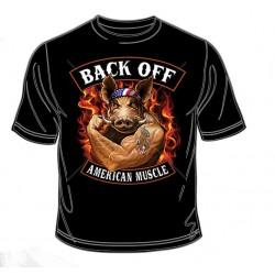 Pánské tričko  - Back Off