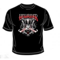 Pánské tričko  - HellRider