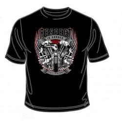 Pánské tričko  - Respect