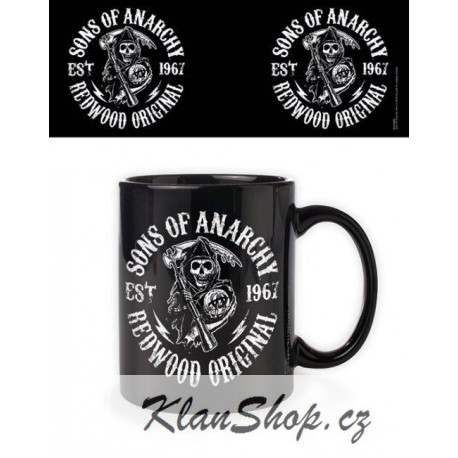 Hrnek Sons Of Anarchy - Redwood