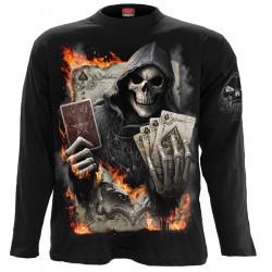 Pánské tričko s dlouhým rukávem Spiral Direct - Ace Reaper