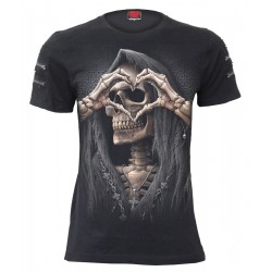 Pánské tričko Spiral Direct - Dark Love