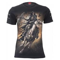 Pánské tričko Spiral Direct - Pale Rider