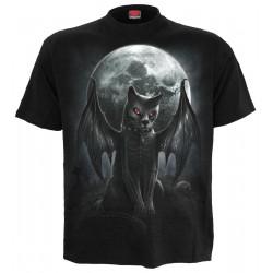 Pánské tričko Spiral Direct - Bat Cat