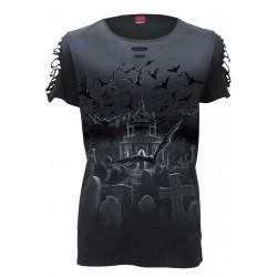 Dámské tričko Spiral - Nightshift