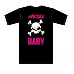 Dětské tričko - Metal Baby