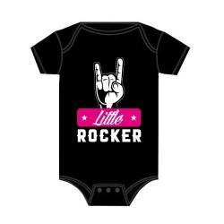 Dětské body - Little Rocker