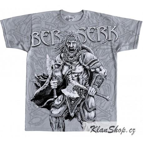 Pánské tričko - Viking - Berserk