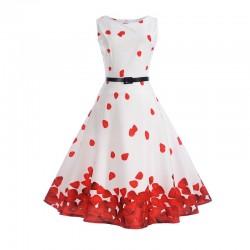 Dámské retro šaty - Roses