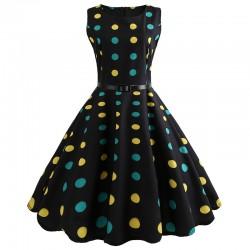 Dámské retro šaty - Disco