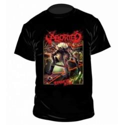 Pánské tričko Aborted - Termination Redux