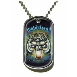 Psí známka Motörhead - Overkill