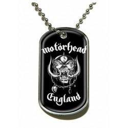 Psí známka Motörhead - England