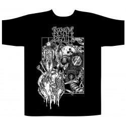 Pánské tričko Napalm Death - Harmony Corruption